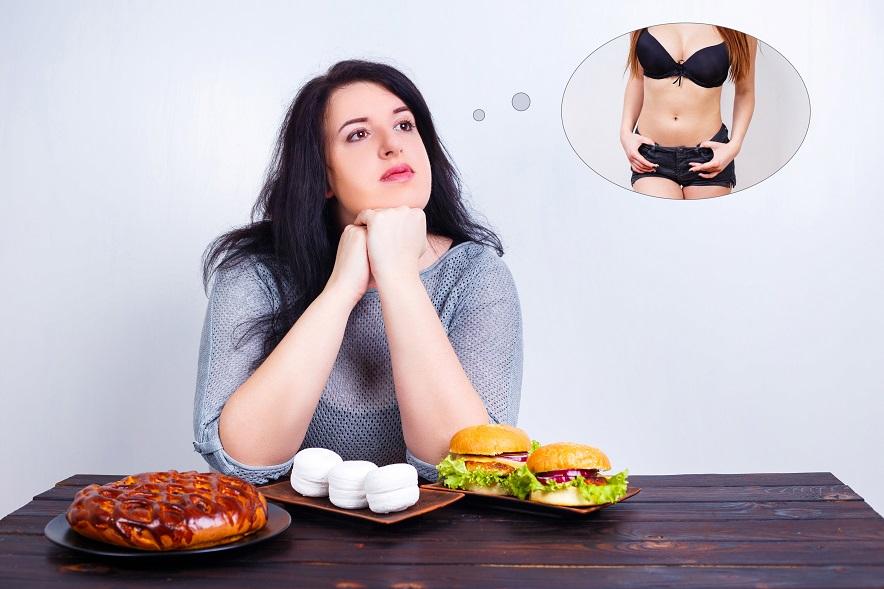 Психологическая проблема в похудении