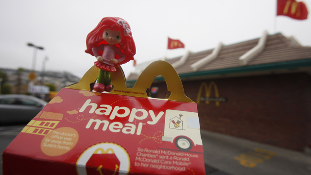 happy meal geroin