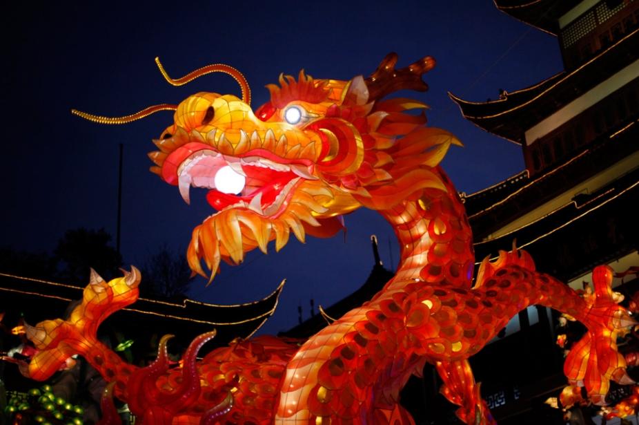 Фото картинки китайского дракона
